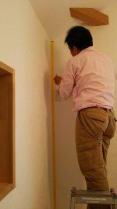 漆喰 補修 自然素材 メンテナンス