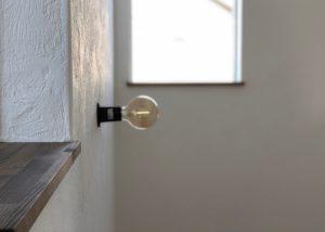 塗り壁 オシャレ インテリア 照明