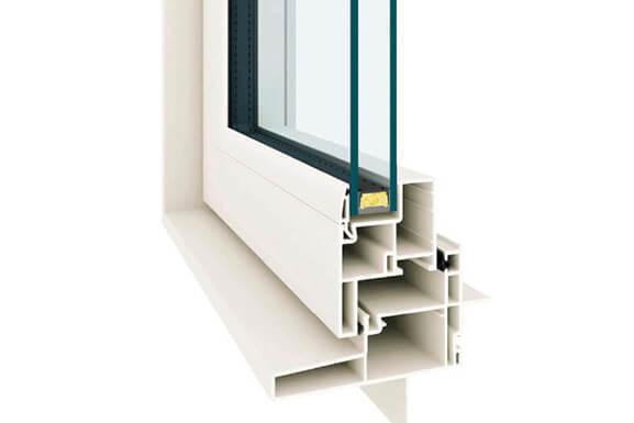 窓:樹脂サッシ