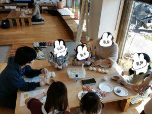 コーヨーテック カフェ ぱっかんおにぎり クッキング 無添加住宅 工務店 イベント