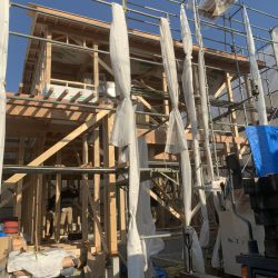 上棟 木の家 木造 コーヨーテック