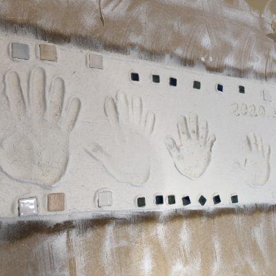 コーヨーテック 漆喰 手型
