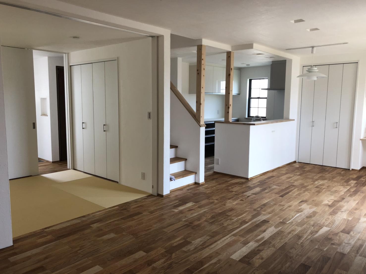 自然素材 無添加住宅 無垢材 暖かい家
