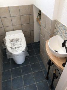 コーヨーテック タイル トイレ