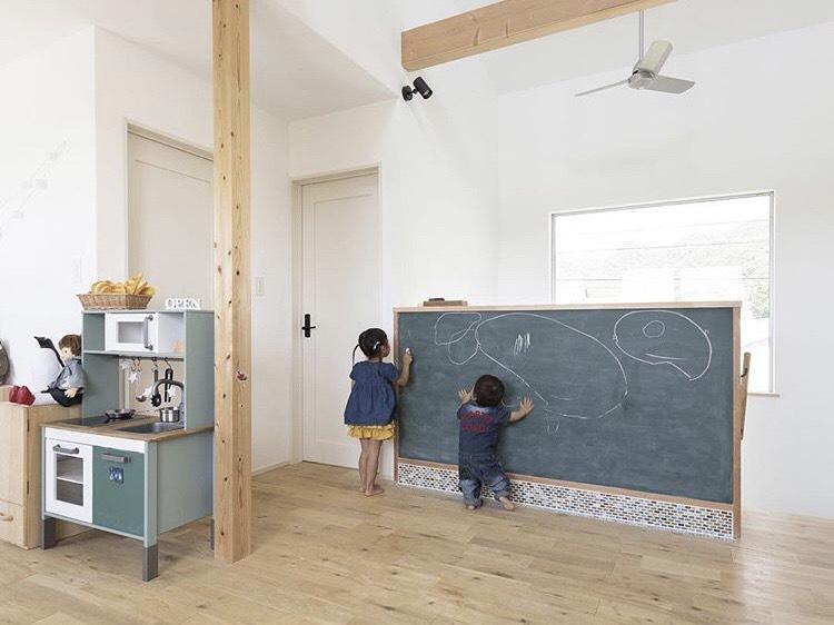 自然素材の家 空気のきれいな家