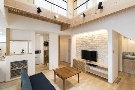 無添加住宅 モデルハウス